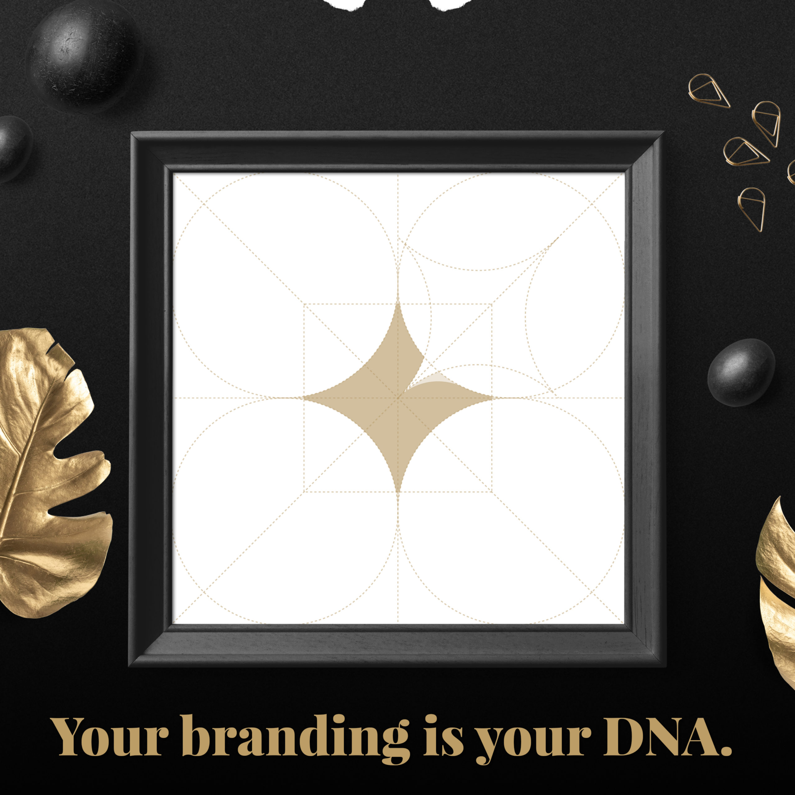 Your branding is your DNA.